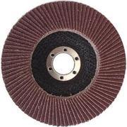 Круг лепестковый тарельчатый шлифовальный 125 мм по металлу ТМ Карпаты