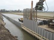Укрепление берегов бетоном - foto 4