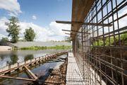 Укрепление берегов бетоном - foto 5