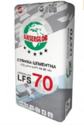 Стяжка цементна ANSERGLOB LFS 70 (25кг)